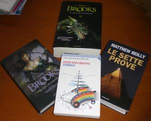 I libri che ho letto in estate